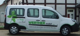 WERTHER mobil